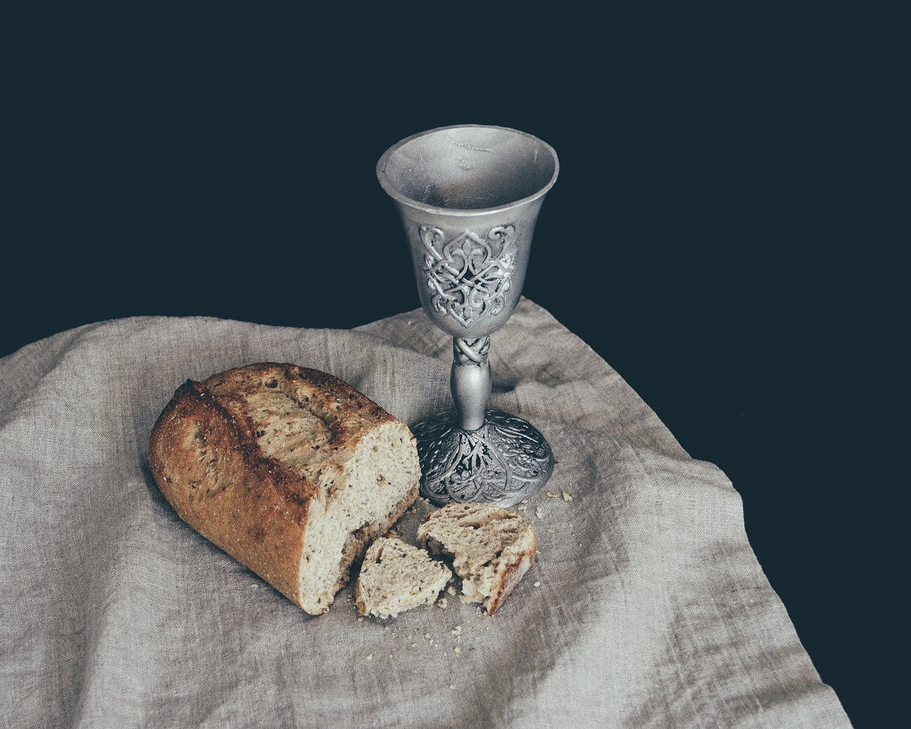 The Lord's Supper: Past, Present, Future